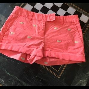 Size 0 vineyard vines shorts